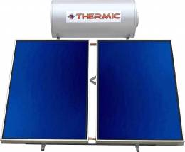 "THERMIC ALPHA GLASS ""ECO"" Energy 150lt 3m2 II ΕΝΕΡΓΕΙΑΣ"